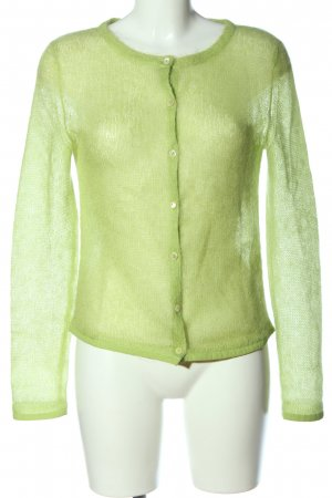 esprit collection Cardigan grün Casual-Look