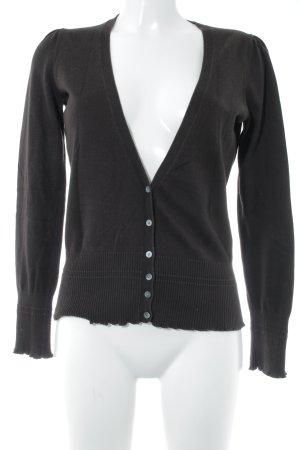 esprit collection Cardigan schwarz Casual-Look