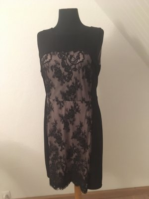 Esprit Collection Cocktailkleid Etuikleid Spitze