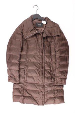 Esprit Collection Daunenmantel Größe 38 braun aus Polyester