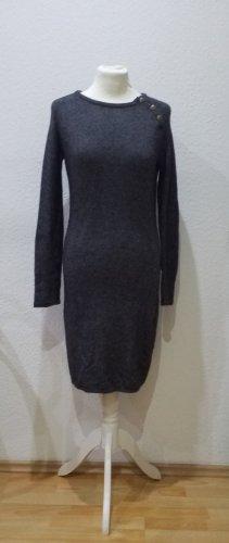 esprit collection Vestito di lana grigio scuro