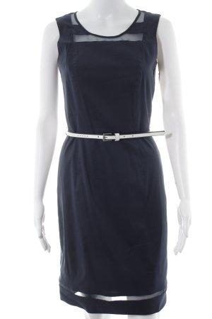 esprit collection Sheath Dress dark blue elegant