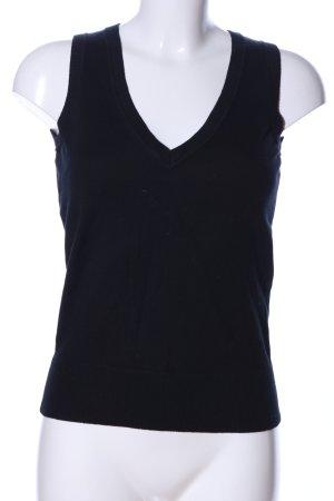 esprit collection Fijn gebreide cardigan zwart casual uitstraling