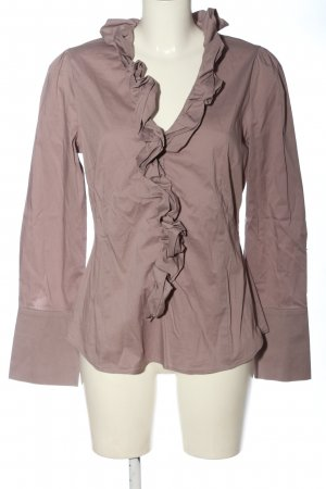 esprit collection Hemd-Bluse pink Casual-Look