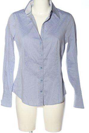 esprit collection Hemd-Bluse blau Business-Look