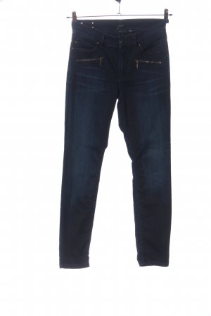 esprit collection High Waist Jeans blau Casual-Look