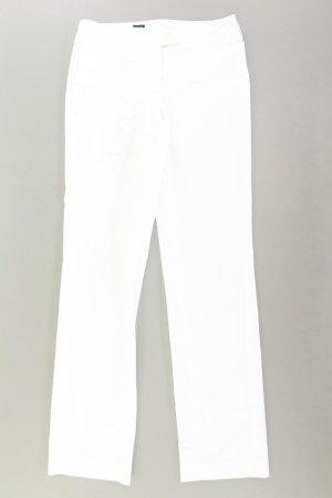 Esprit Collection Hose weiß Größe 34