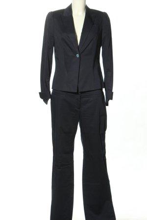 esprit collection Trouser Suit black business style