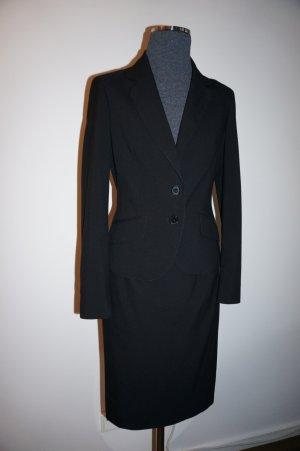 Esprit Collection Hosenanzug/Kostüm 4-teiliges Set schwarz Gr. 34