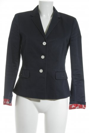 esprit collection Jerseyblazer dunkelblau Business-Look
