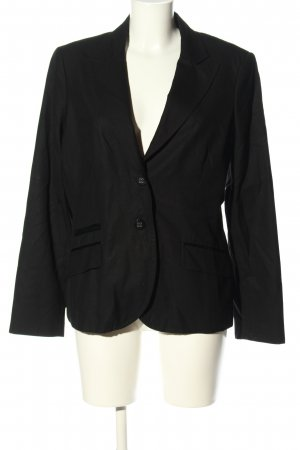 esprit collection Jerseyblazer schwarz Business-Look