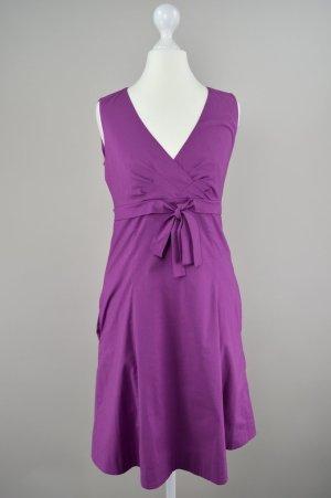 Esprit collection Kleid lila pink Größe 32 1707260190622