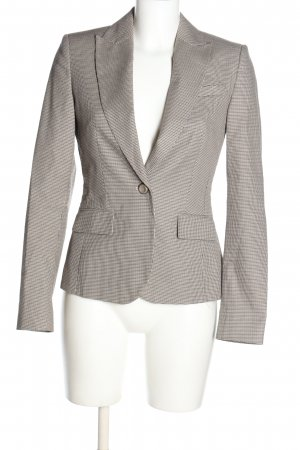esprit collection Kurz-Blazer Allover-Druck Elegant
