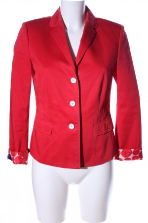 esprit collection Kurz-Blazer rot Business-Look