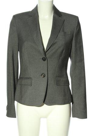 esprit collection Kurz-Blazer hellgrau Business-Look