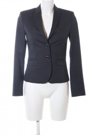 esprit collection Kurz-Blazer blau Business-Look