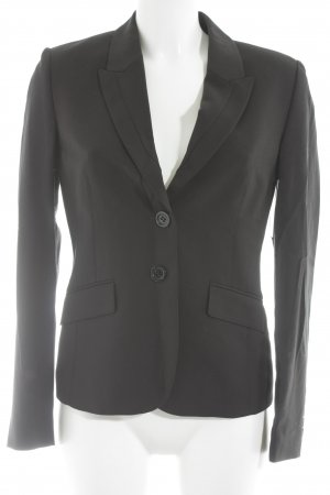 esprit collection Kurz-Blazer schwarz Elegant