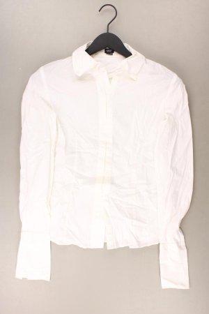 Esprit Collection Langarmbluse Größe 36 weiß