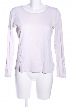 esprit collection Longsleeve wollweiß Casual-Look
