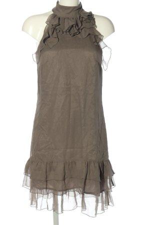 esprit collection Robe dos-nu gris clair élégant