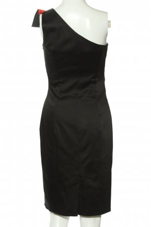 esprit collection One Shoulder Dress black-red extravagant style