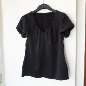 Esprit Collection Satin Shirt 40 schwarz #Neuwertig