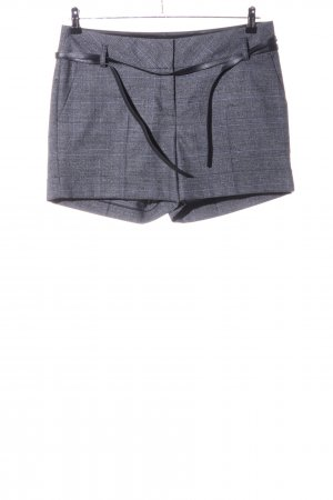 esprit collection Shorts hellgrau Karomuster Casual-Look