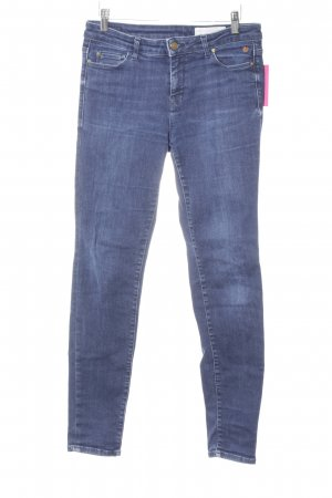 esprit collection Skinny Jeans dunkelblau Casual-Look