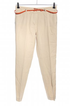 esprit collection Stoffhose creme Casual-Look