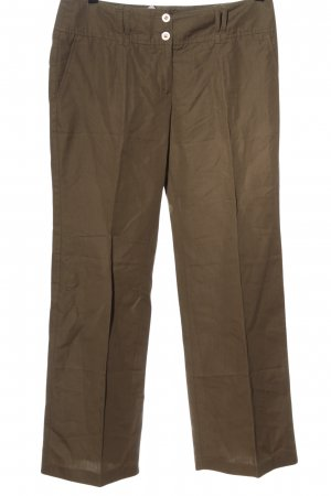 esprit collection Stoffhose braun Business-Look