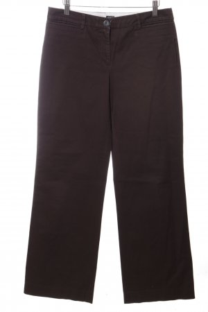 esprit collection Stoffhose braun Casual-Look