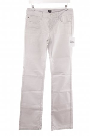 esprit collection Stoffhose hellgrau Casual-Look