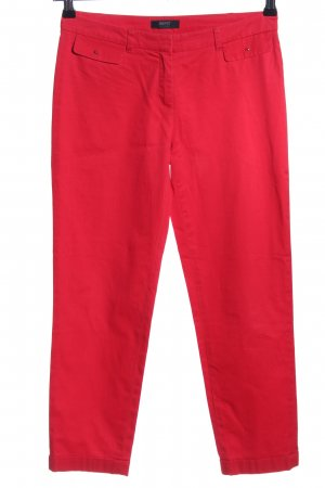 esprit collection Stoffhose rot Casual-Look