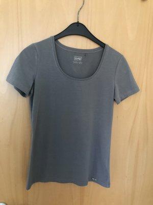Esprit Collection T-Shirt grau XS