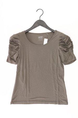Esprit Collection T-Shirt Größe S Kurzarm olivgrün