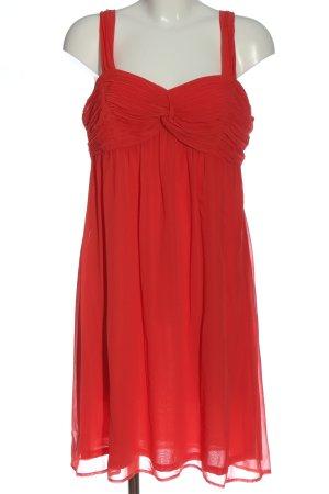 esprit collection Trägerkleid rot Elegant