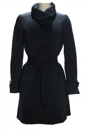 esprit collection Trenchcoat blau Casual-Look
