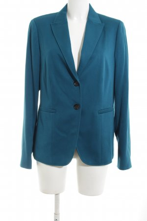 esprit collection Unisex-Blazer blau Business-Look