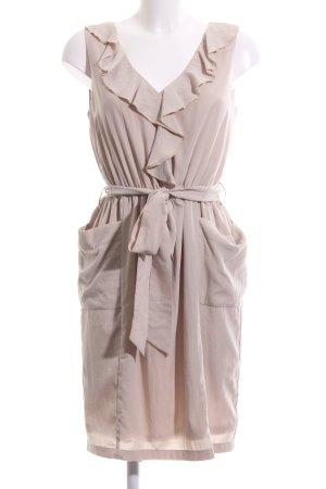 esprit collection Flounce Dress cream casual look