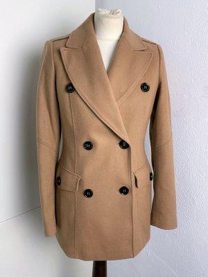 esprit collection Manteau court multicolore laine