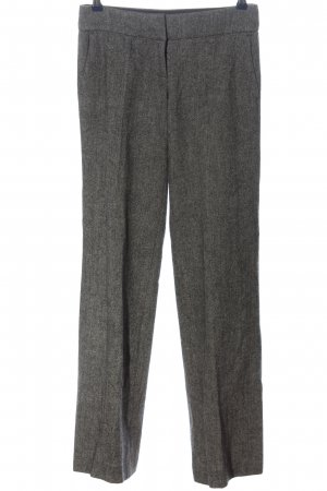 esprit collection Wollhose hellgrau meliert Casual-Look