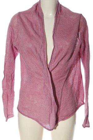 Esprit Cardigan tricotés rose style décontracté