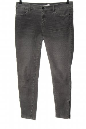 Esprit Corduroy Trousers light grey casual look