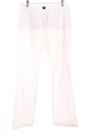Esprit Pantalón de pana amarillo claro look casual