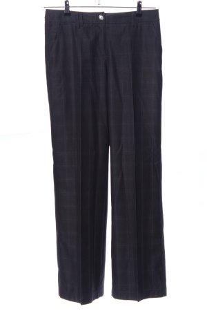 Esprit Pantalone culotte nero-blu stampa integrale stile professionale