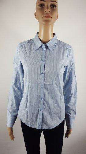Esprit Damen Bluse Langarmhemd Klassisch gestreift Größe 32 NEU (36/38)