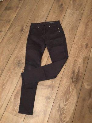 Esprit Pantalon fuselé gris anthracite-gris foncé