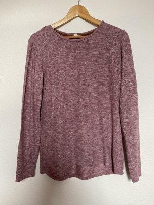 Esprit Długa koszulka ceglasty-ciemnoczerwony