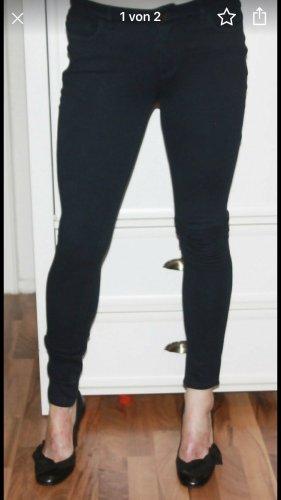 Esprit Damen skinny jeans Hose dunkel blau M