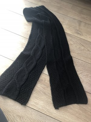Esprit Écharpe en tricot noir